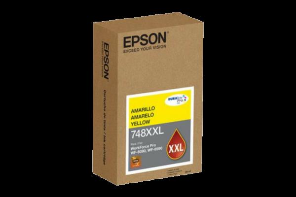 Tinta EPSON WF-6590 yellow