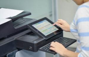 Instalacion de una impresora