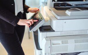 impresora de produccion